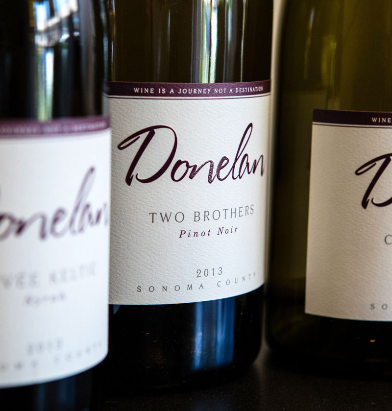 Donelan Wines Two Brothers Pinot Noir