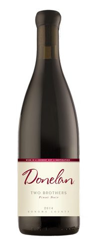 Donelan wine: Two Brothers Pinot Noir